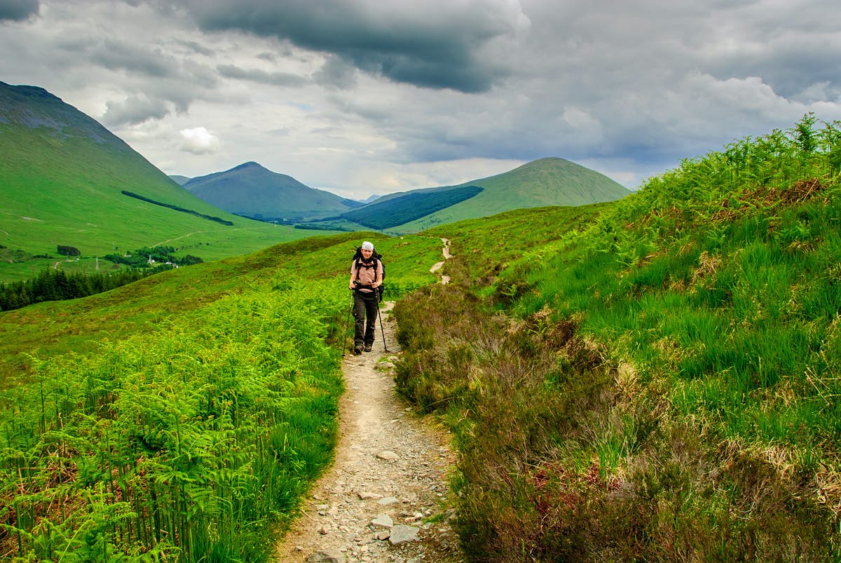 The UK's 10 best hiking trails
