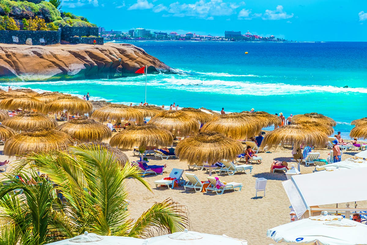 Spain's Canary Islands to offer free COVID-19 insurance to tourists