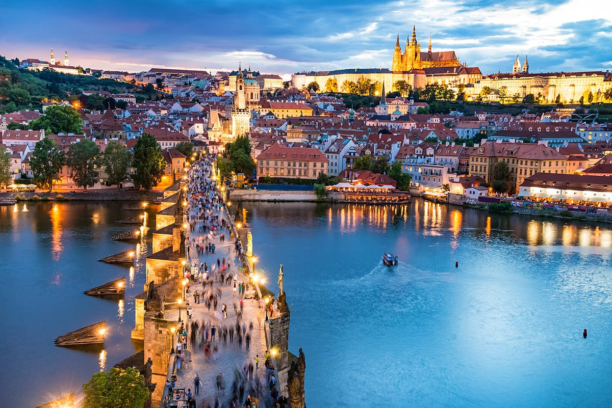 People of Czech Republic bid farewell to coronavirus by holding a dinner party - Lonely Planet