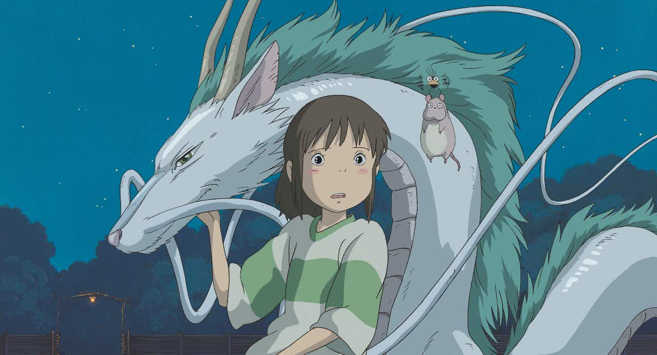 The Academy of Motion Pictures Museum will open in April with an exhibition from Studio Ghibli co-founder Toshio Suzuki - Film still from Spirited Away (2001), Hayao Miyazaki, © 2001 Studio Ghibli - NDDTM