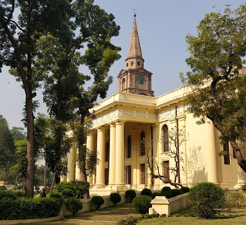 IMG-20181231-120549-003St. John's Church, one of the first building made by the East India Company in Calcutta..JPG