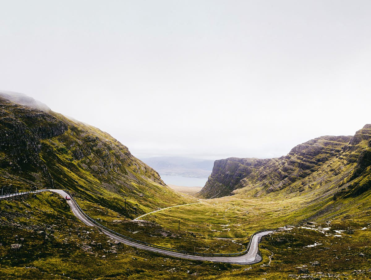 I would drive 500 miles: road-tripping the Scottish Highlands