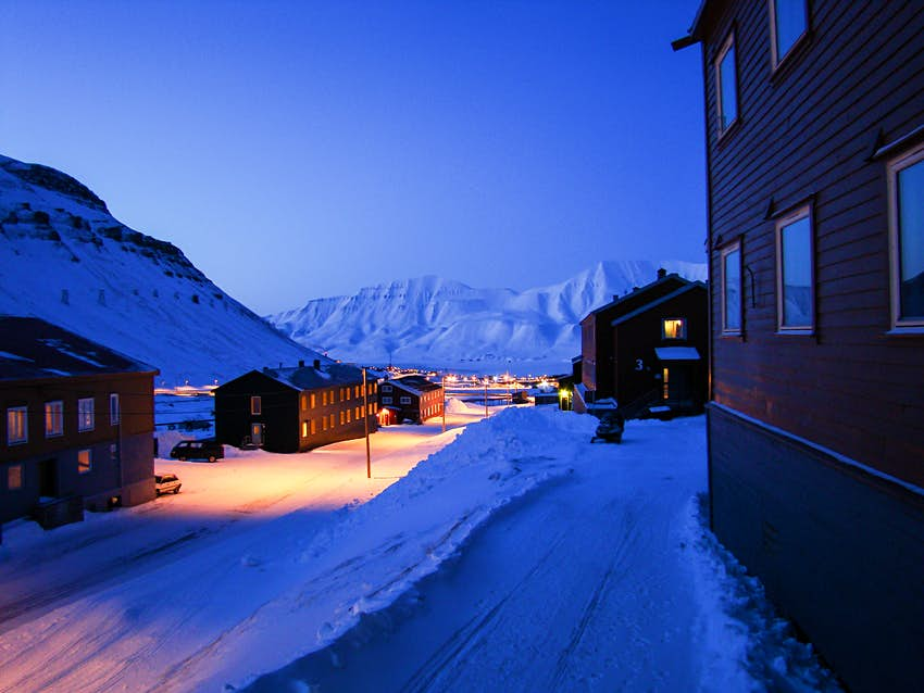 Longyearbyen is the largest populated area on the territory of Svalbard, located in the high Norwegian Arctic. The settlement is popular as the most easily accessed frontier in the Arctic, and is an ideal base for the greater exploration of Svalbard.