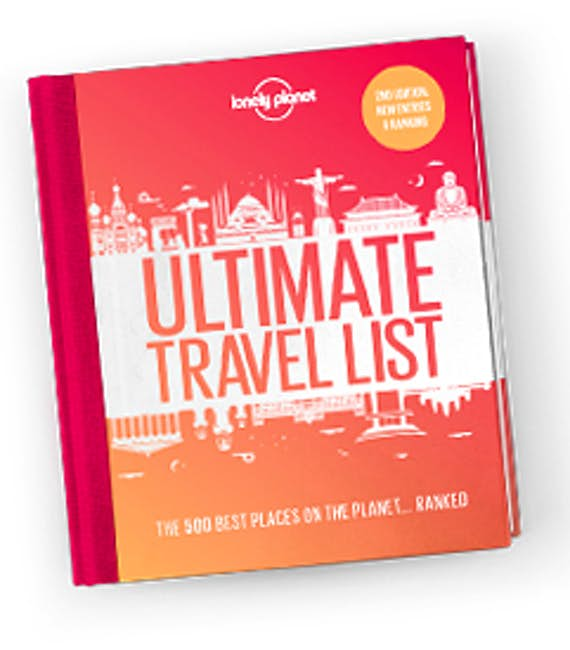 Ultimate Travel List - 2nd Edition
