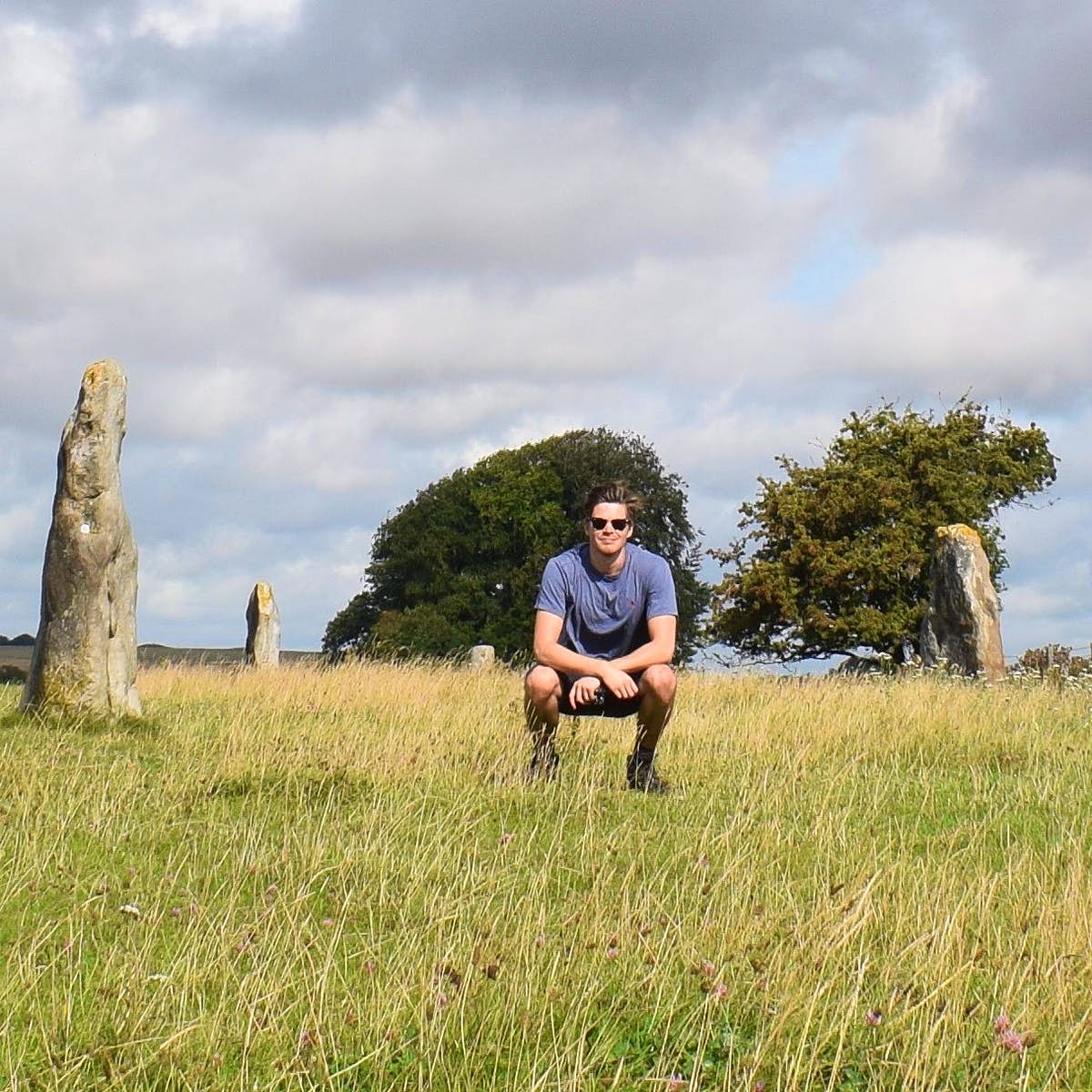 Walk through England's pagan past on the country's oldest road