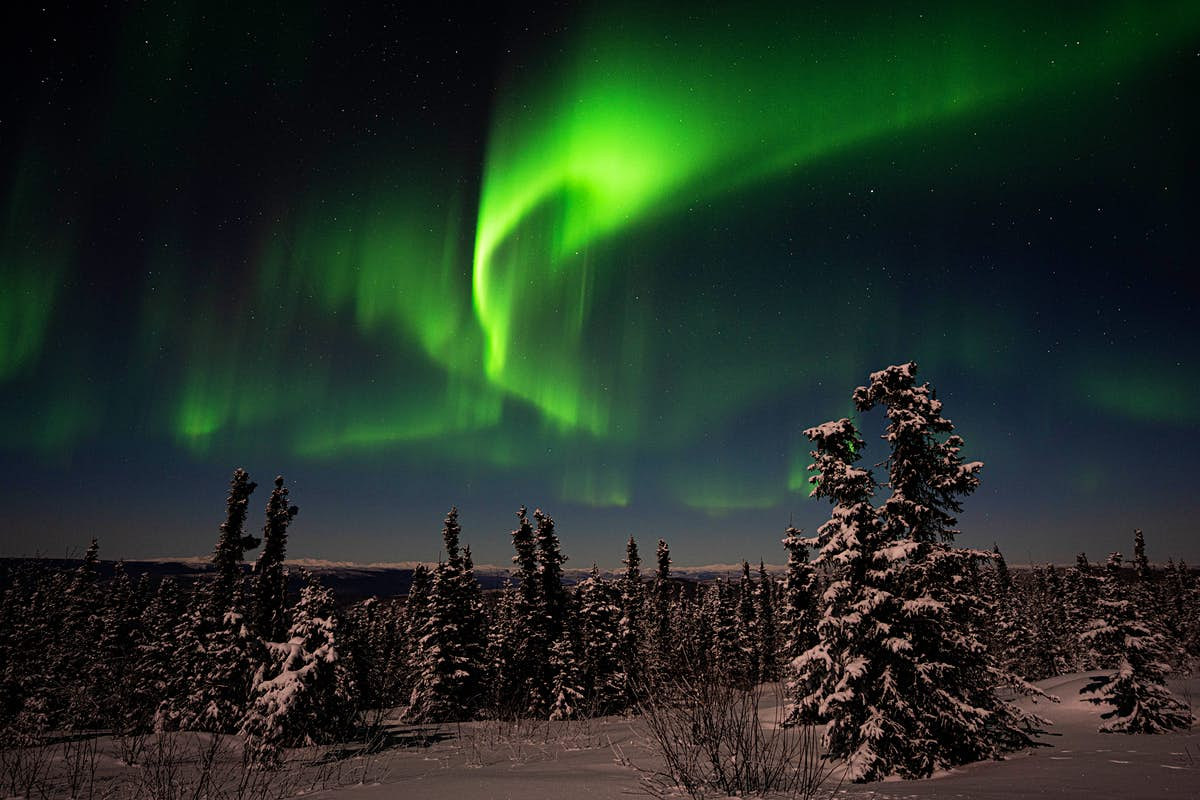 How to photograph the northern lights - Lonely Planet