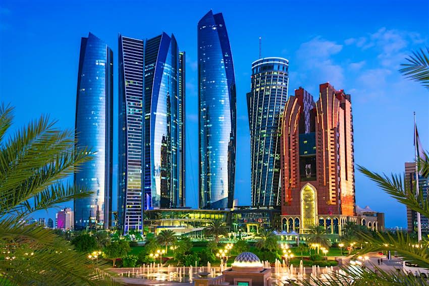 Abu Dhabi, United Arab Emirates 2021 | Azamara