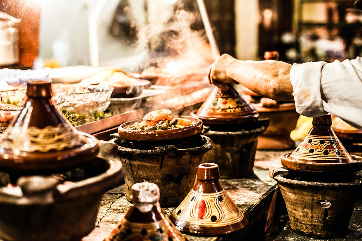 Morocco's best food experiences