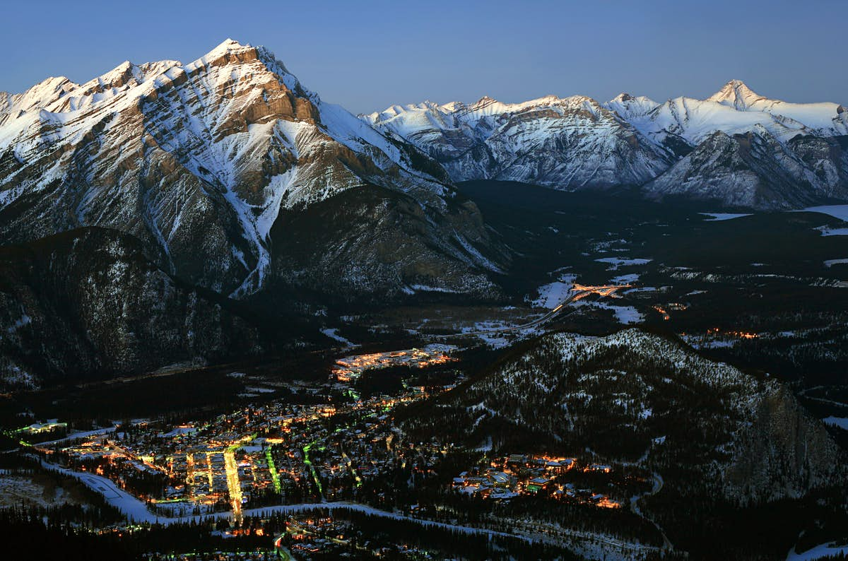 Why you should visit Banff and Lake Louise this winter