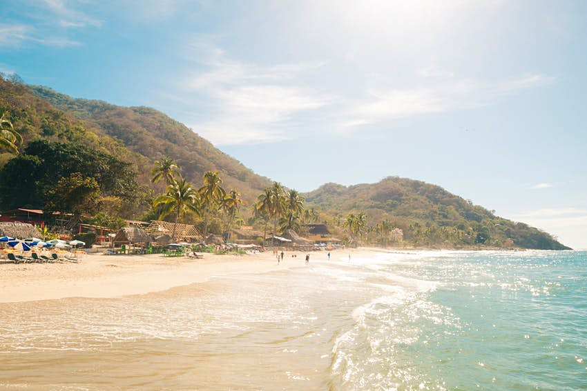 United Airlines Is Expanding Service To Dozens Of Beachy Destinations This Fall Lonely Planet