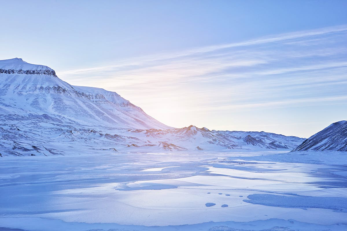 Travel Throwback: Svalbard's call of the Arctic