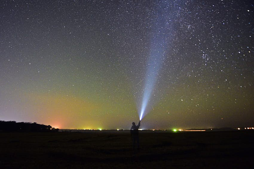 This Incredible Meteor Shower Will Be Visible In October Lonely Planet