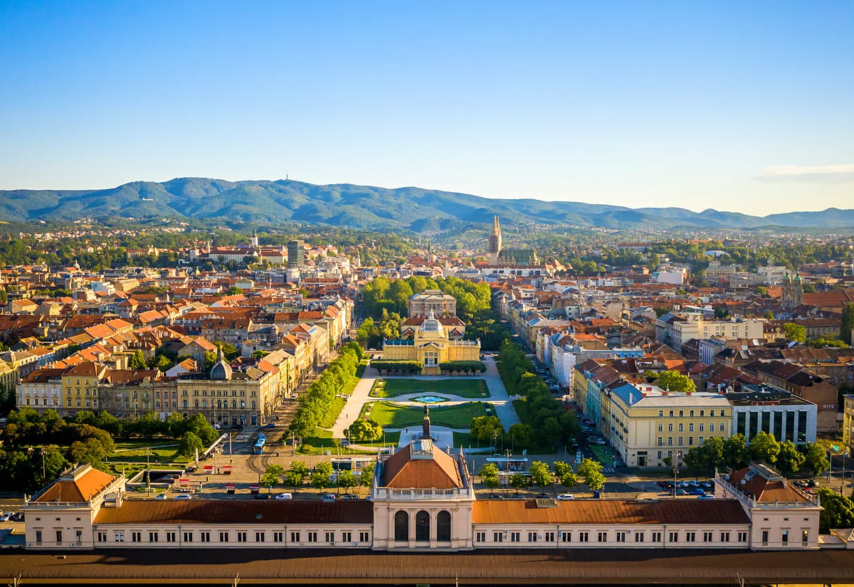 One Day In Zagreb Croatia How To Spend 24 Hours In Zagreb