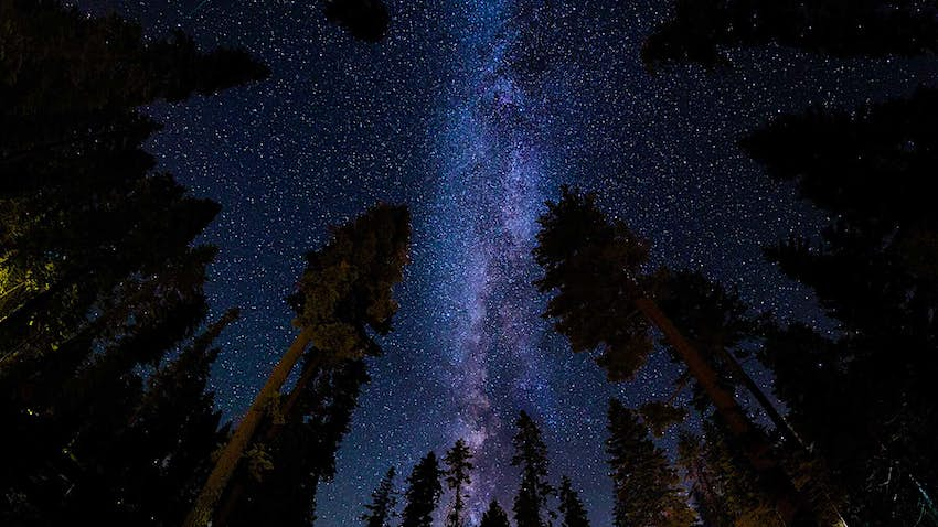 Starry skies at Voyageurs National Park