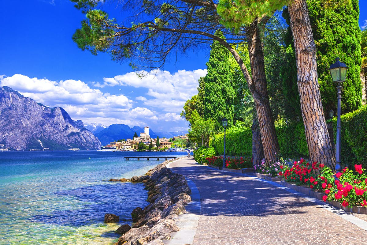 A new bike trail will allow cyclists to circle Italy's Lake Garda - Lonely Planet