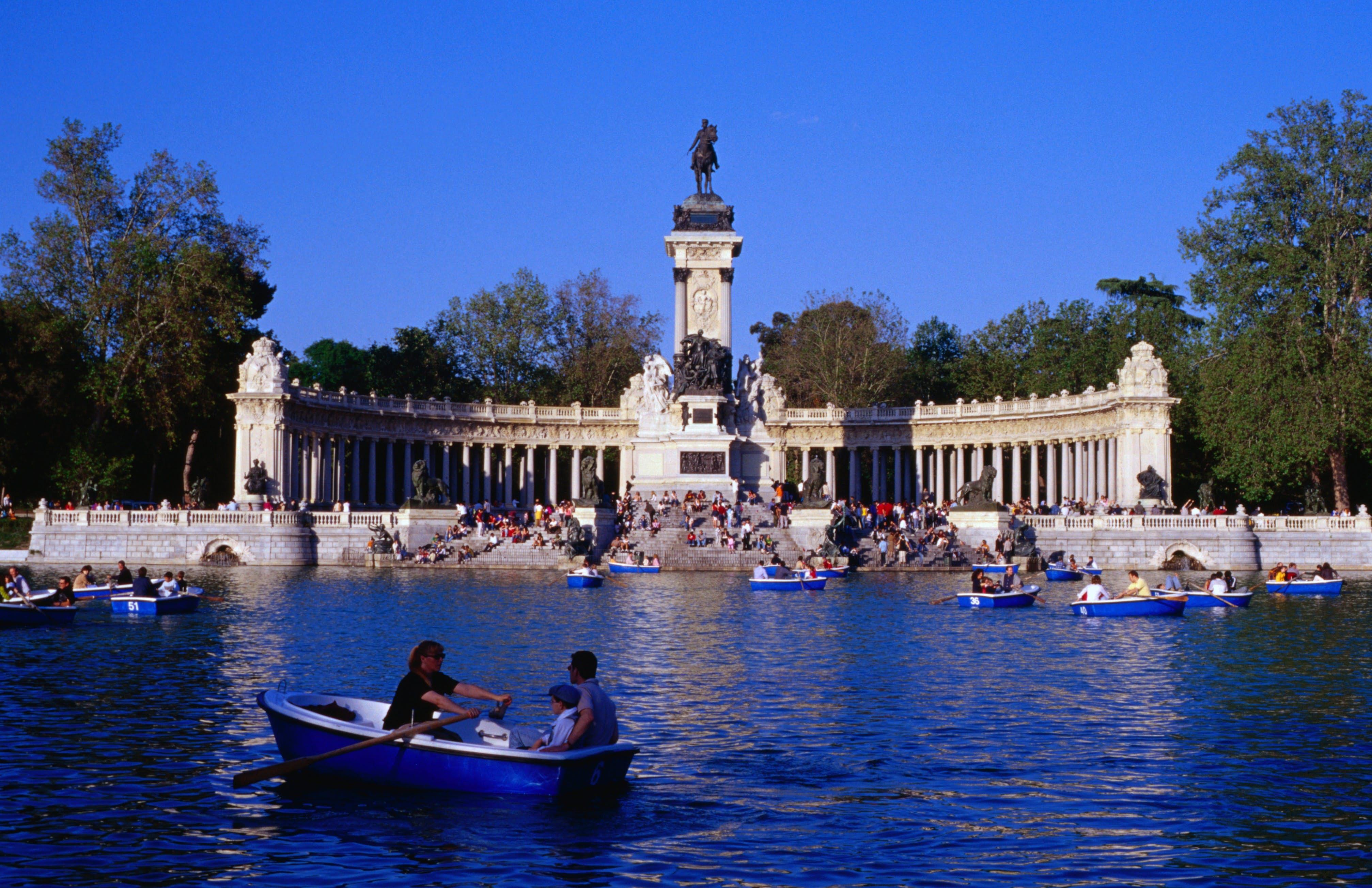 Parque del Buen Retiro   Madrid, Spain Attractions - Lonely Planet