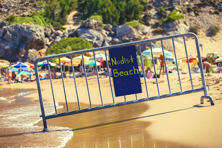 nackt Husted Becah Beach HD
