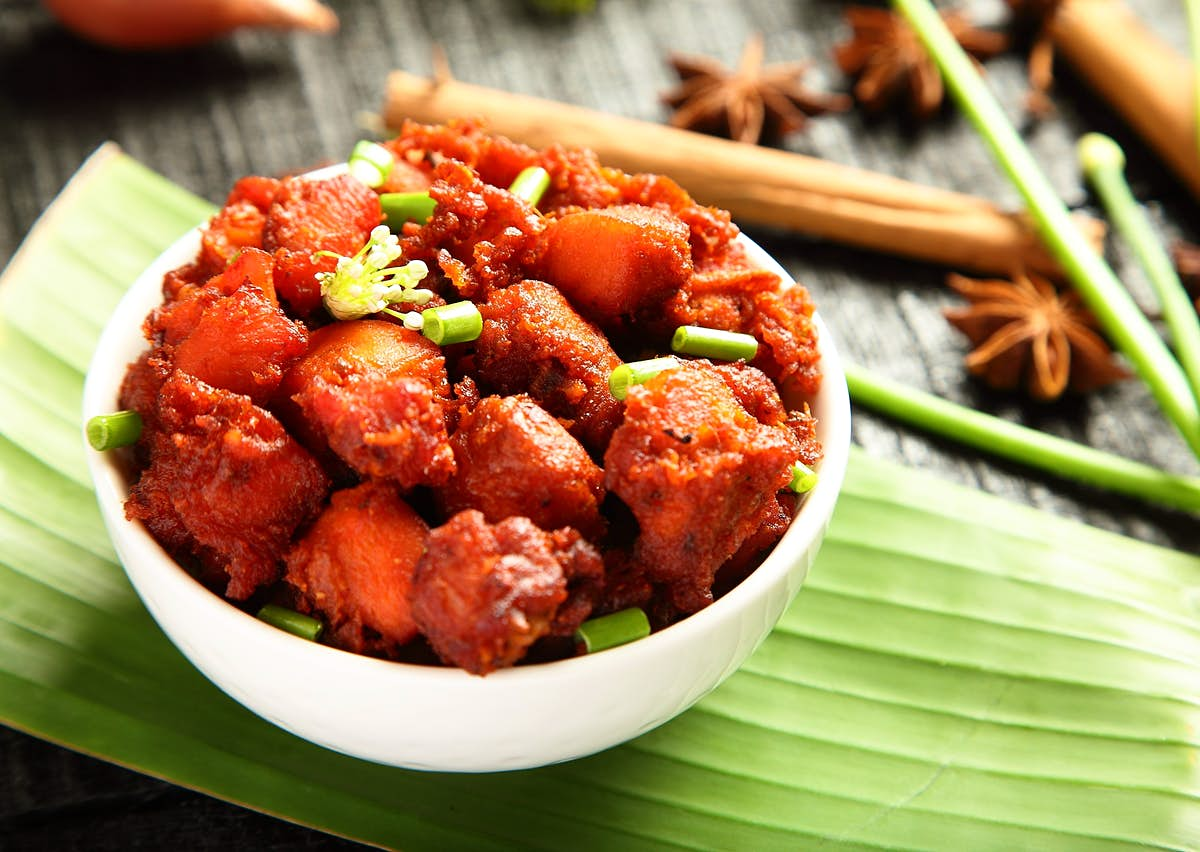 How to make Chennai Chicken 65 - Lonely Planet