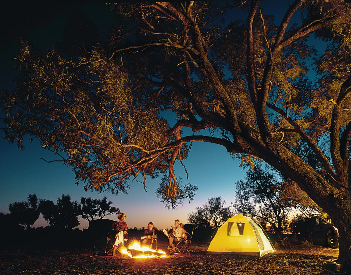 A guide to camping and cooking outdoors in Australia