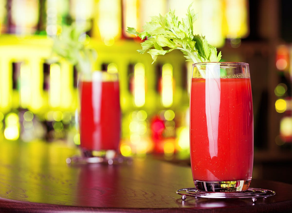 How to make a French Bloody Mary