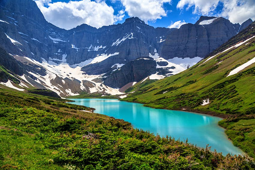 Why you should take the train to Glacier National Park - Lonely Planet
