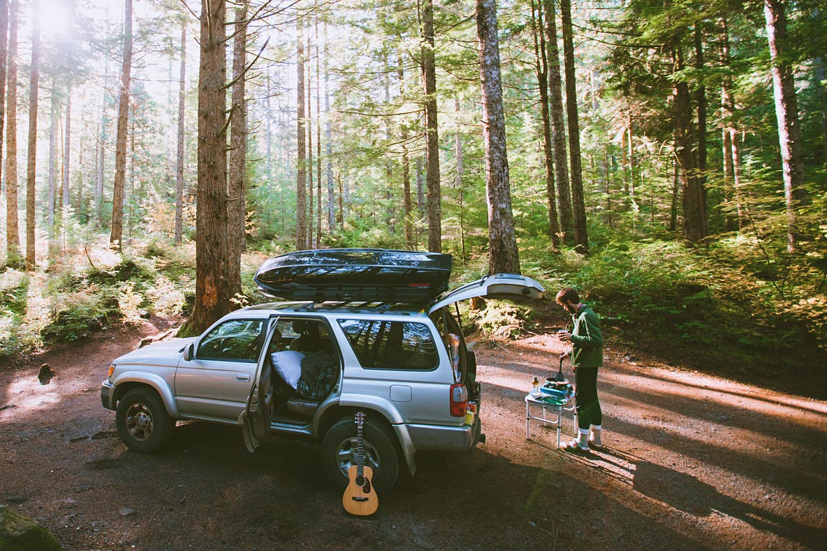 Camper Van - cover