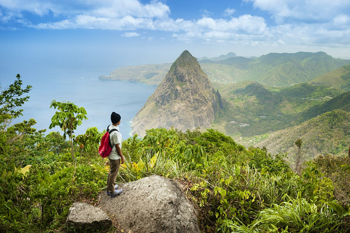 St. Lucia's best parks and gardens to explore