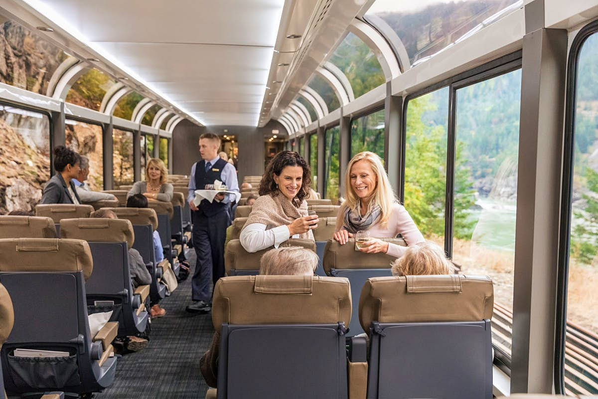 Travel between Colorado and Utah in a glass-domed train in 2021 - Lonely Planet
