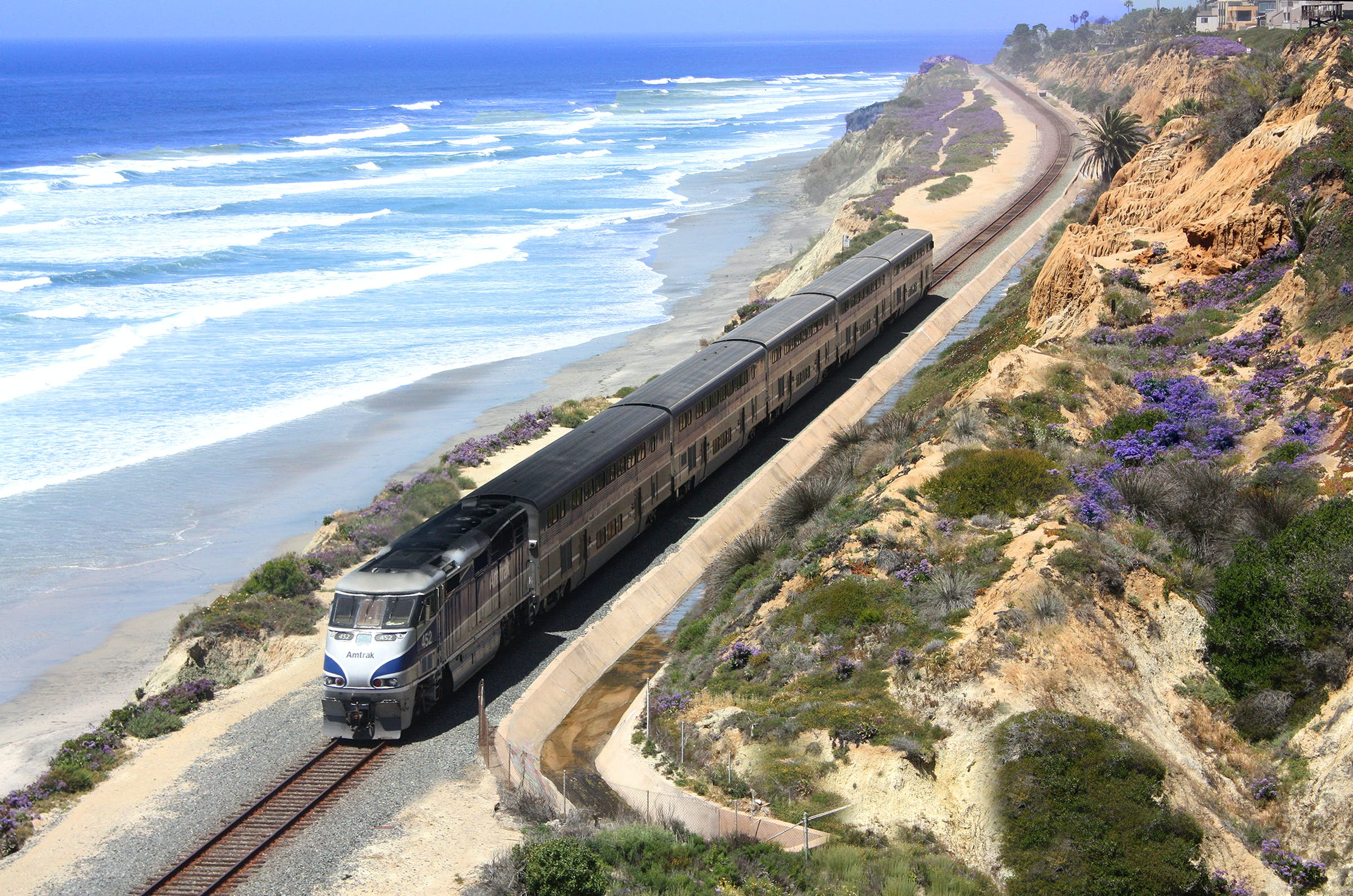 11 Amtrak Routes With The Most Breathtaking Views Lonely Planet