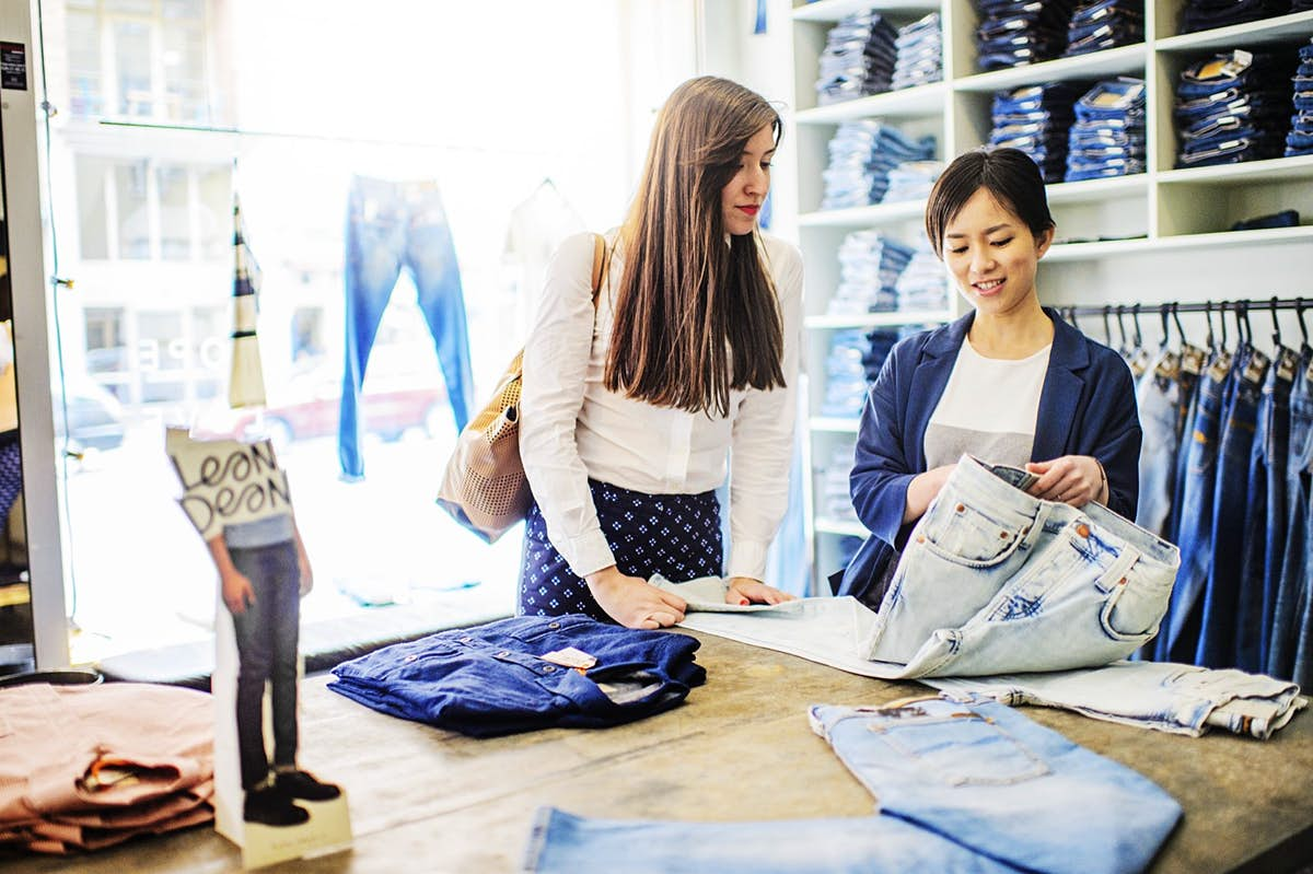 Slow fashion takes over: In Sweden, the fashion world is committed to sustainability