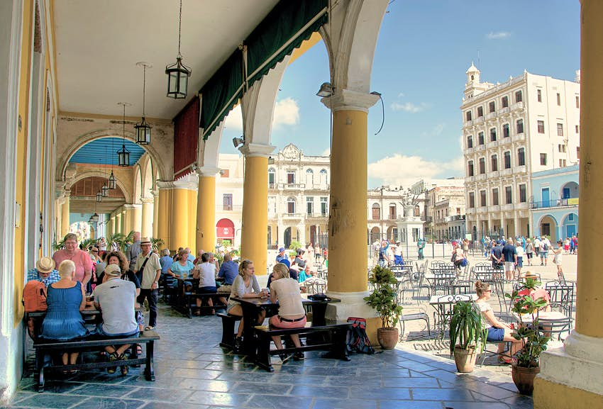The new rules for Americans visiting Cuba