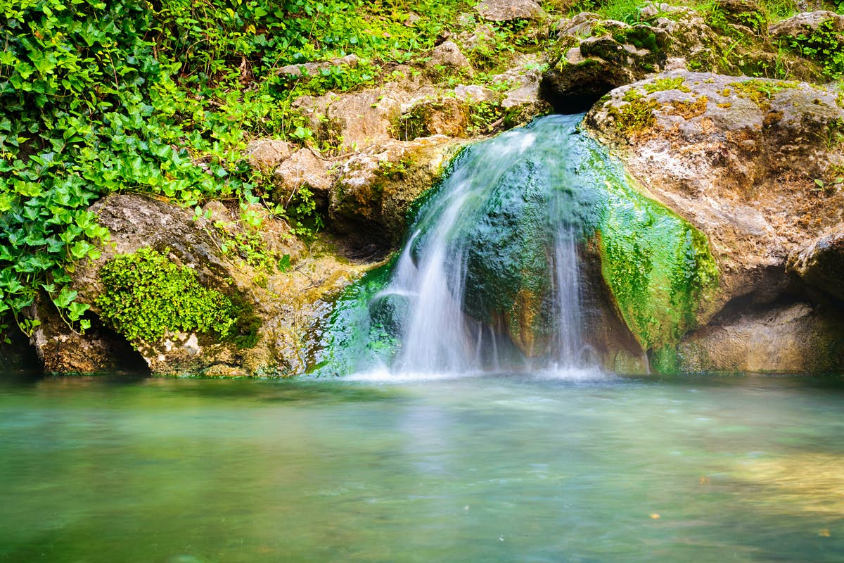 How to celebrate the centenary of this hot-spring filled US national park
