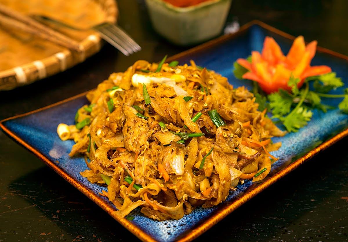 How to make Sri Lankan kothu roti