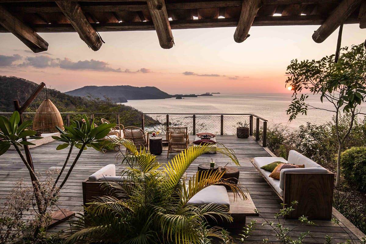 This new eco-resort in Costa Rica has been nominated for a renowned design award