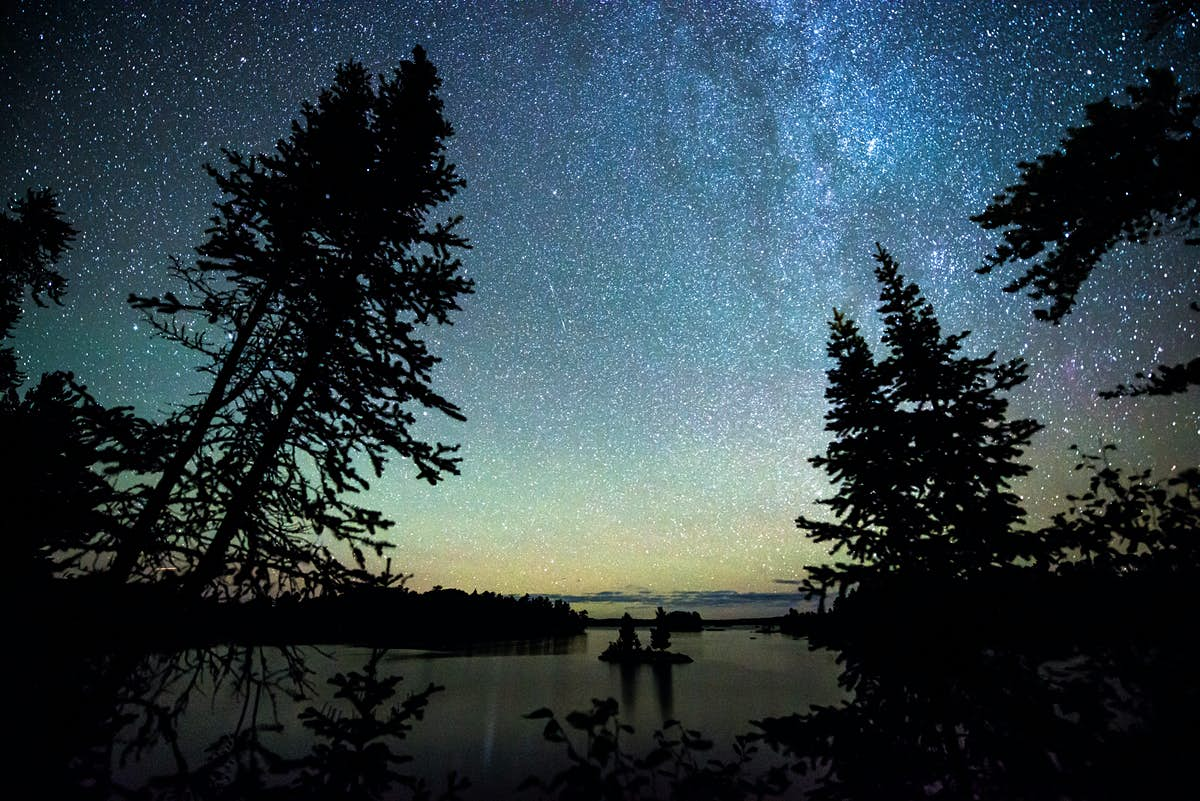 Gaze at stunning stars in Minnesota's first International Dark Sky Park