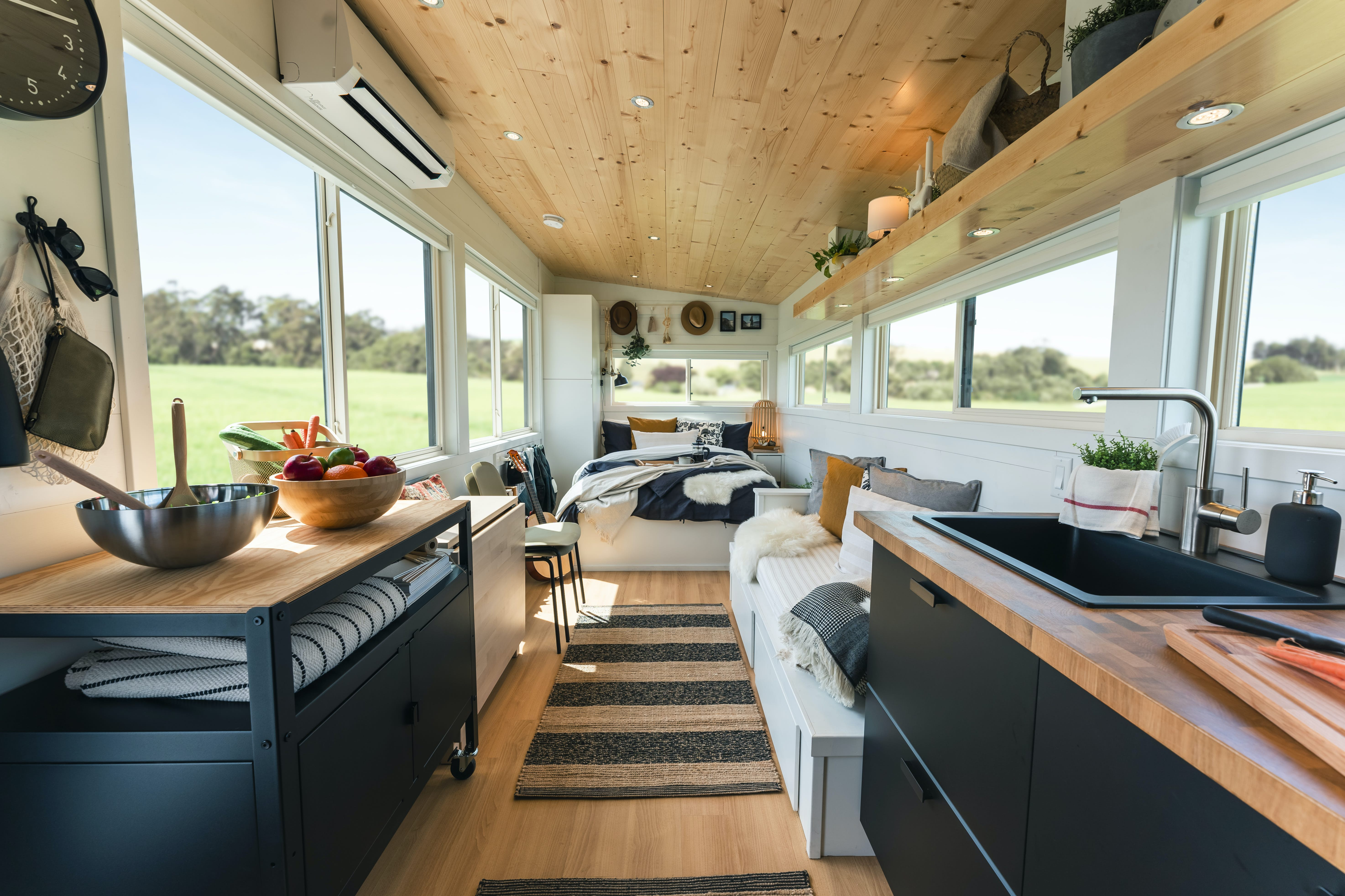 Take A Peek Inside Ikea S First Sustainable Tiny Home Lonely Planet