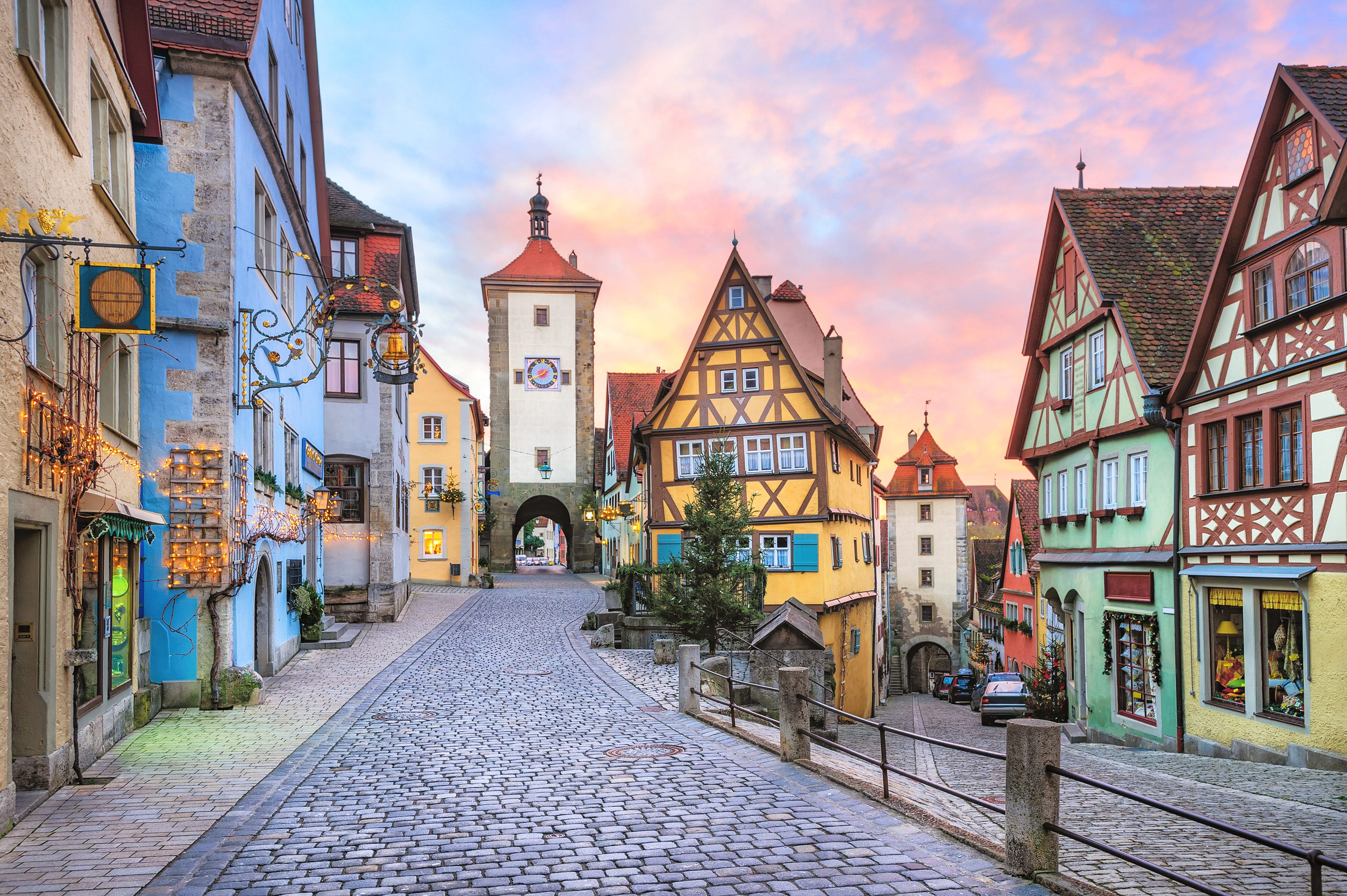 The 10 Best Road Trips In Germany