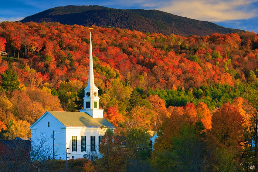 Top 8 destinations for fall colors in the US - Lonely Planet