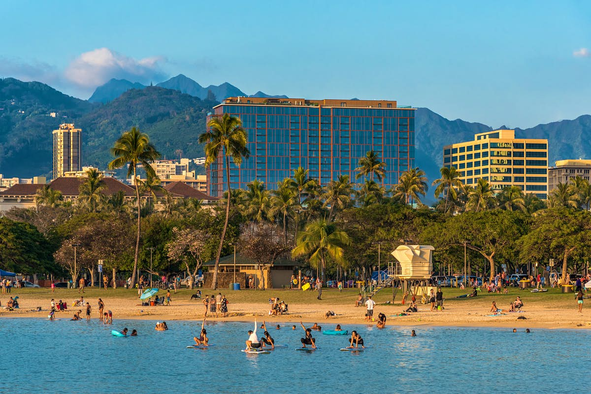 When to visit Hawaii