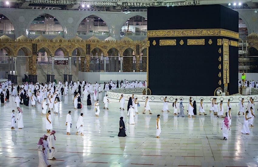 Hajj 2021: इस साल 60 हजार विदेशी भी कर सकेंगे हज, सऊदी सरकार ने दी इजाजत