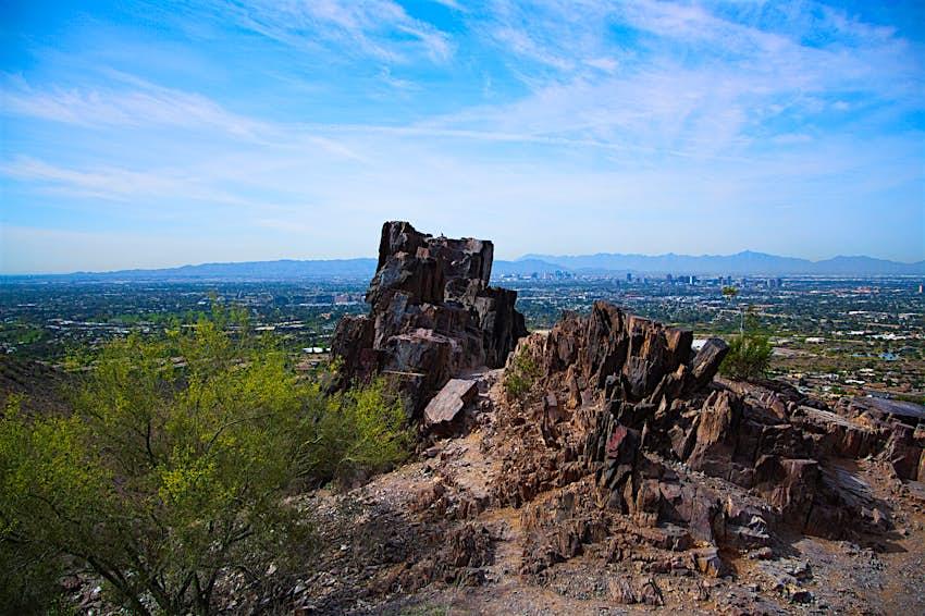 View from Piestewa Peak