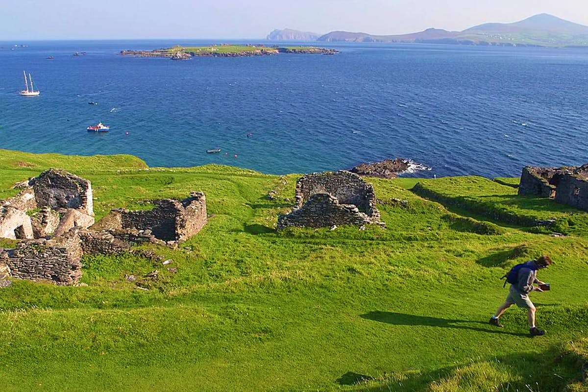 Could you give up electricity and WiFi for a dream summer job on a remote Irish island?
