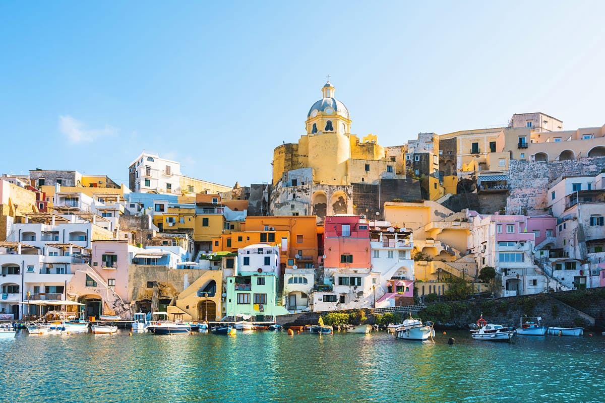 This beautiful and colorful island will be Italy's Capital of Culture for 2022 - Lonely Planet