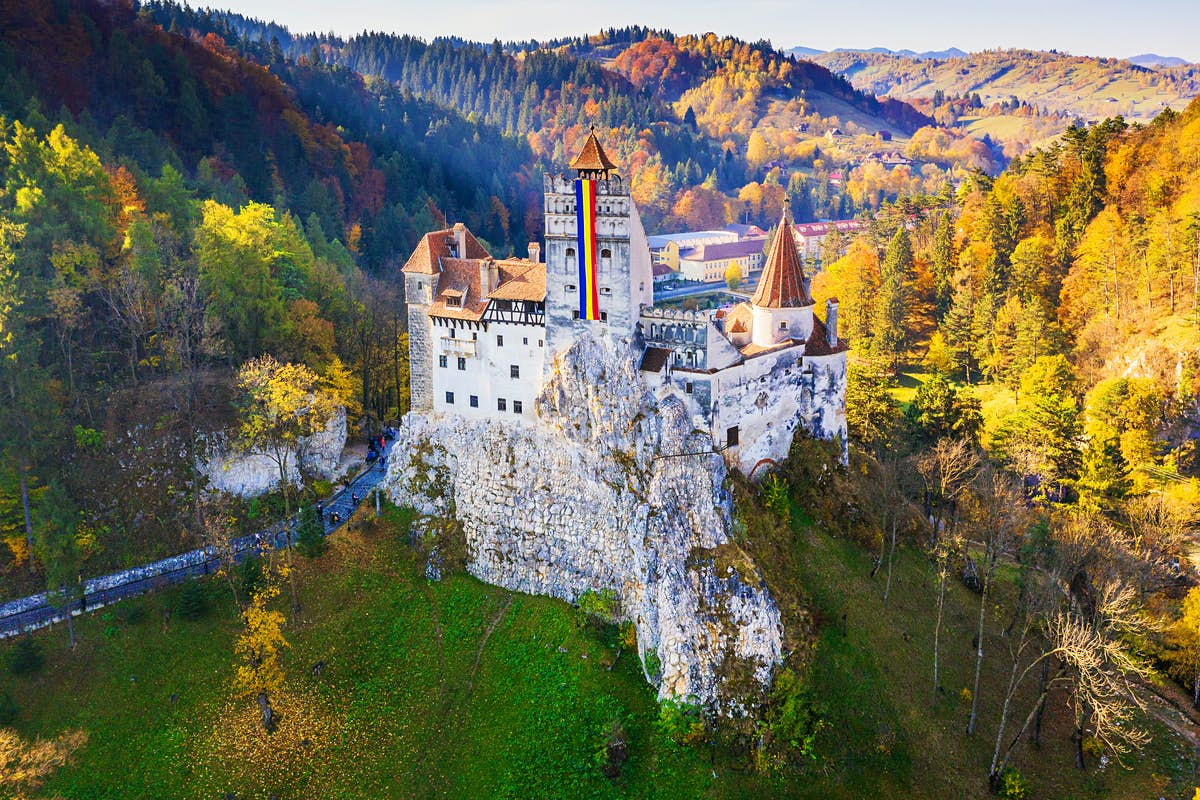 Is Dracula's castle the most unusual vaccination spot? - Lonely Planet