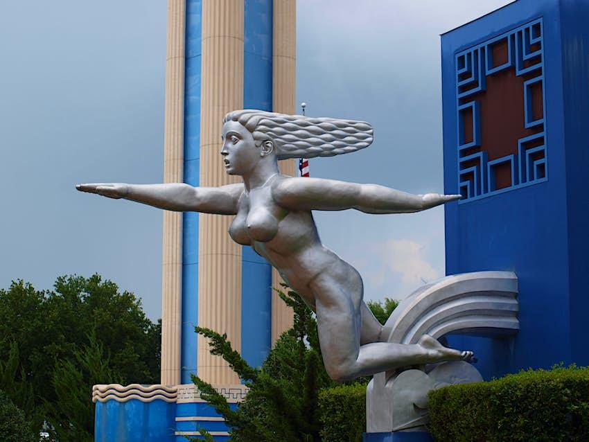 Fair Park Art Deco