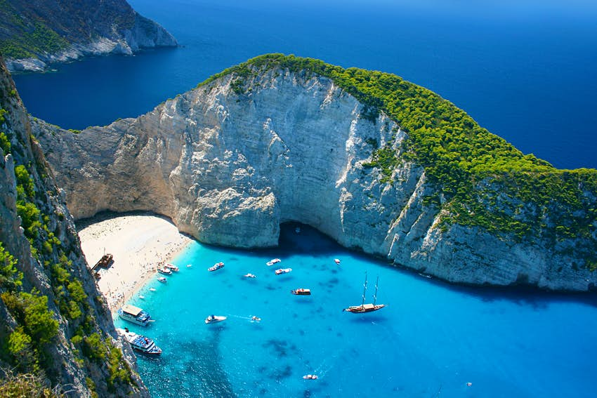 The 12 best beaches in Greece - Lonely Planet
