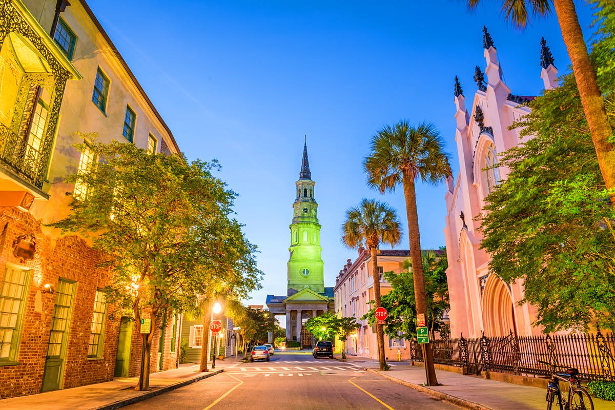 14 best free things to do in Charleston SC