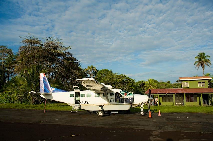Tortuguero Airport Tortuguero National Park Costa Rica Central America