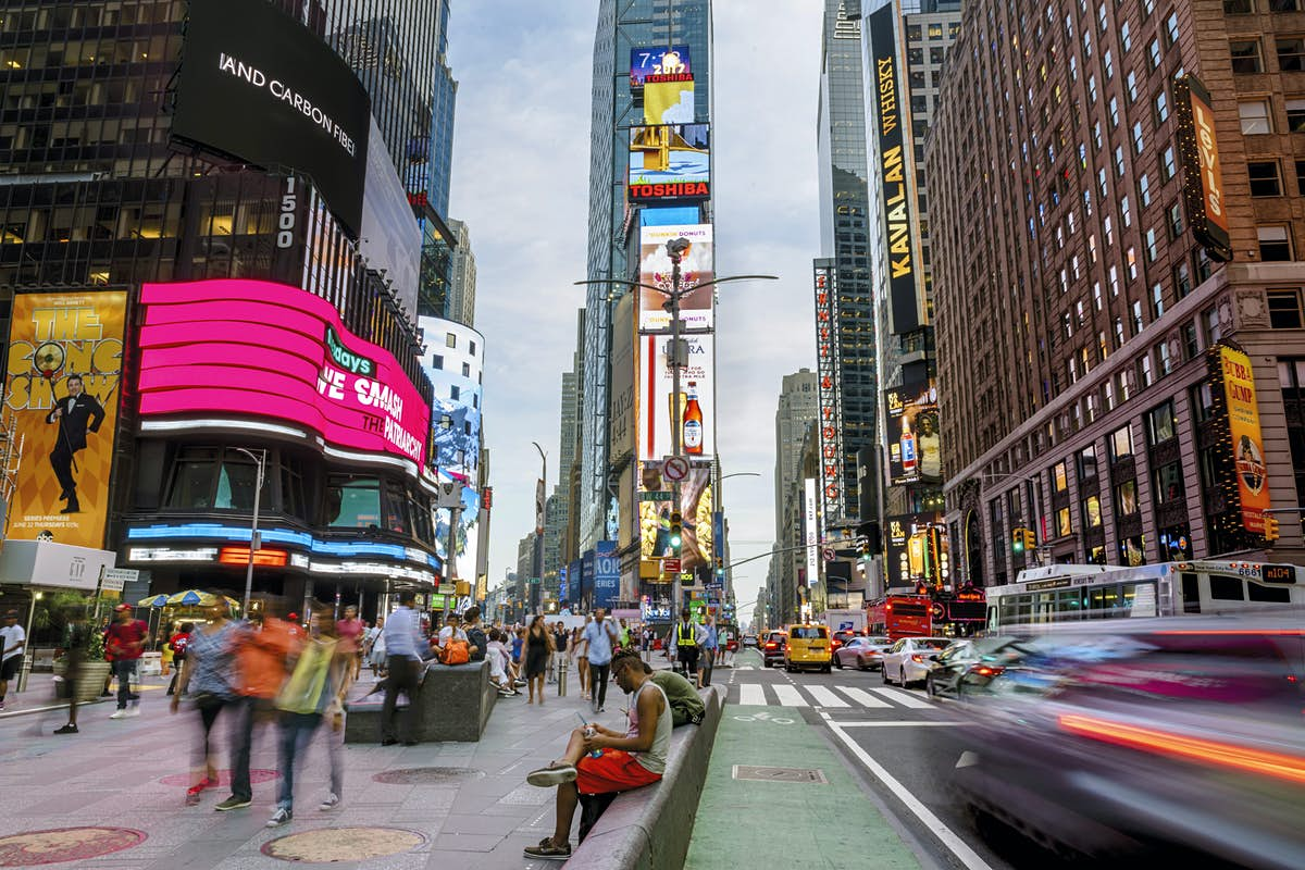 New York City ready to welcome visitors