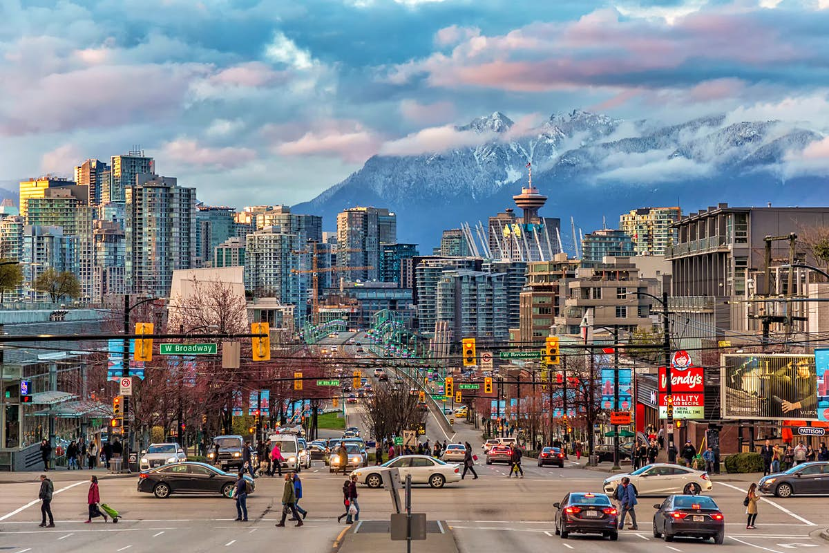 How to get around in Vancouver - Lonely Planet
